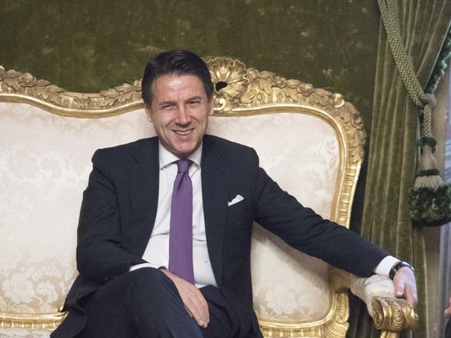 Джузеппе Конте - Позиция Берлина и Парижа попредоставлениюГермании места постоянного члена Совета Безопасности ООН вызывает улыбку