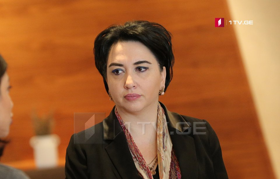 Эка Беселия - Кроме распространителей тайных записей должны быть установлены лица - инициаторы преступного замысла