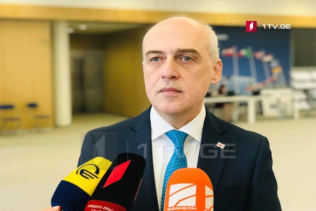 Davit Zalkaliani – Spain has no claims against Georgia regarding visa liberalization