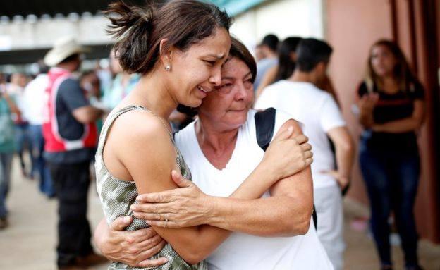 Բրազիլիայում դամբայի փլուզվելու հետևանքով զոհվածների թիվը հասել է 40-ի