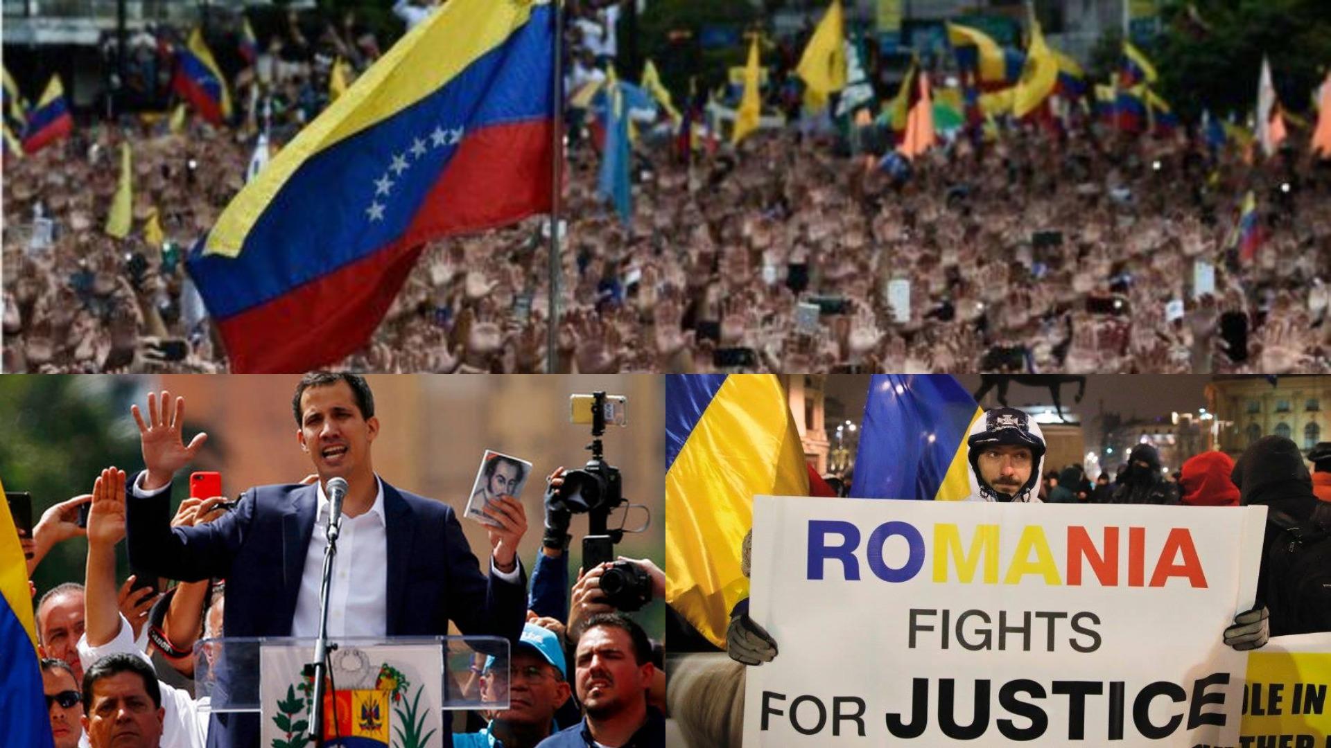 მსოფლიოს ამბები - კრიზისი ვენესუელაში და კორუფცია რუმინეთში