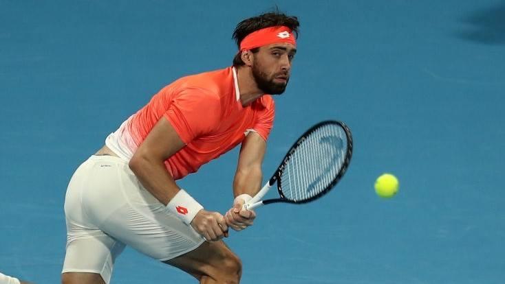 ATP-ის ახალ რეიტინგში ბასილაშვილი 22-ე ჩოგანია