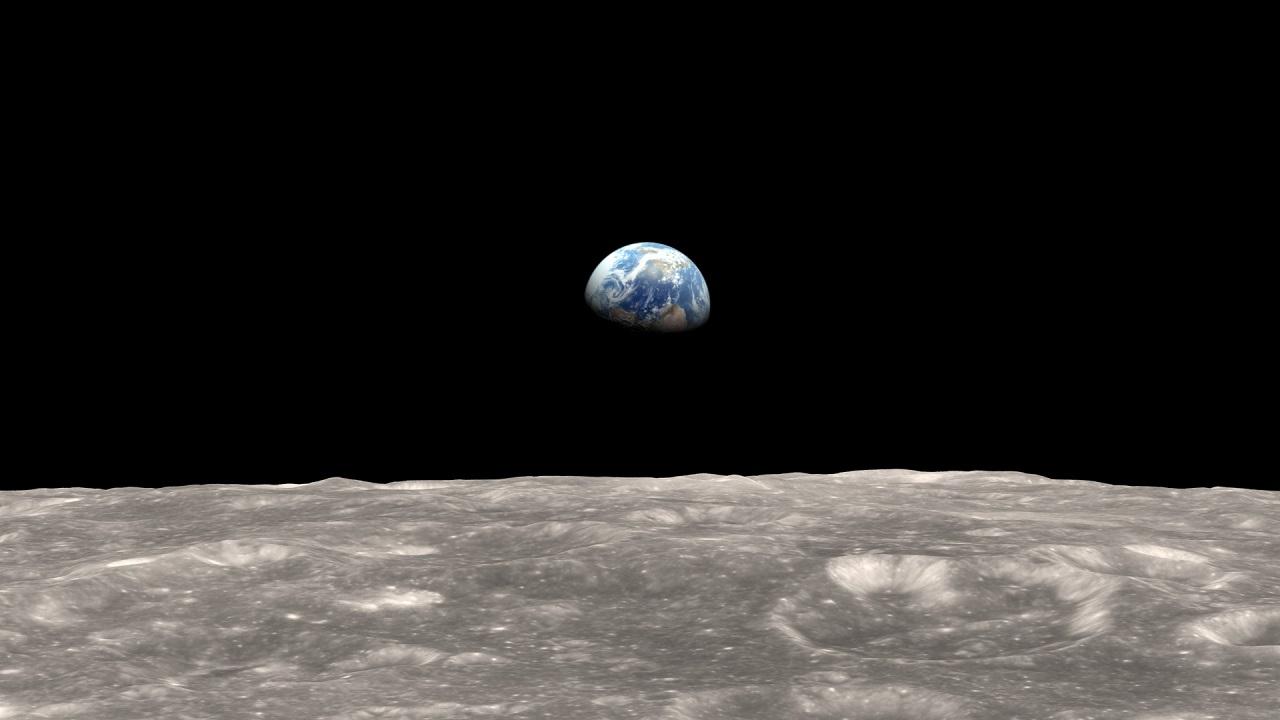 დედამიწის უძველესი ქანები მთვარეზე იპოვეს