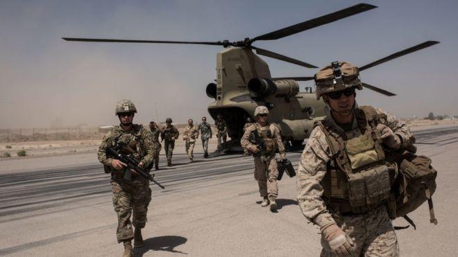 """ABŞ və """"Taliban"""" hərəkatı sülh müqaviləsi layihəsi barəsində razılaşdılar"""