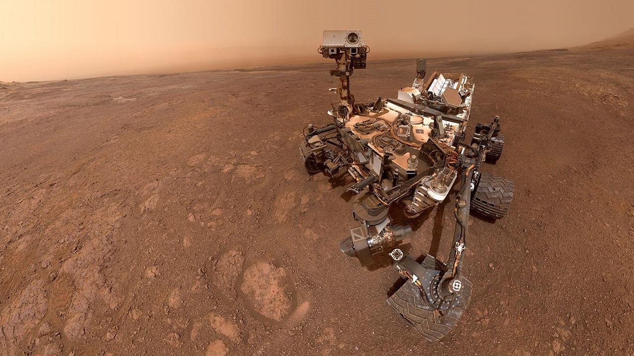 მარსმავალმა Curiosity წითელი პლანეტიდან ეპიკური სელფი გამოგზავნა