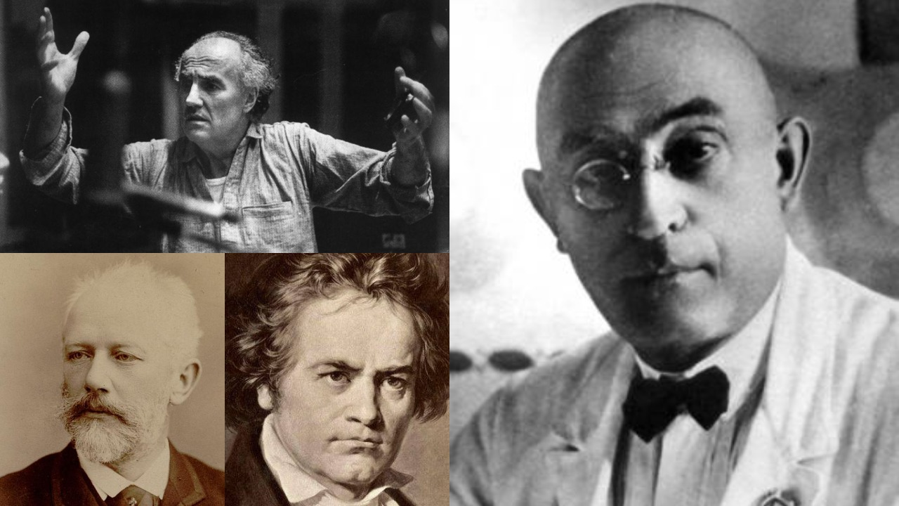 კლასიკა ყველასთვის - ლუიჯი ნონო / მსოფლიო მუსიკალური სიახლეები და კლასიკური მუსიკის გამორჩეული ნიმუშები