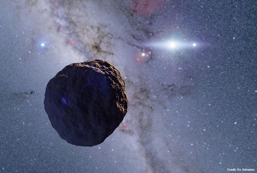 მზის სისტემის კიდეზე აღმოჩენილი უცნაური ობიექტი პლანეტების ფორმაციის საიდუმლოს მალავს
