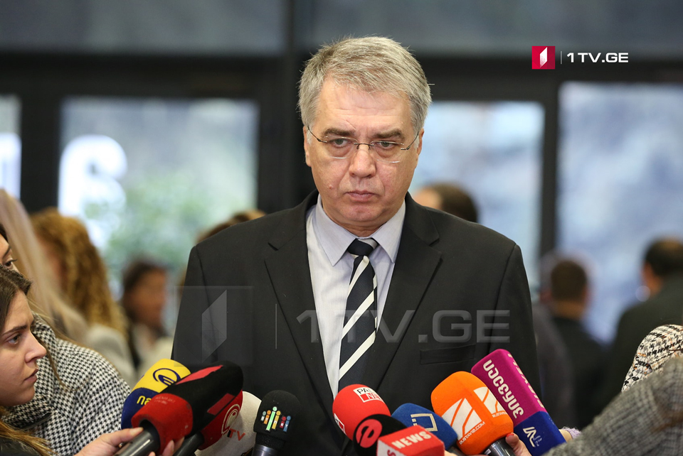 Davit Sergeenko confirms that seven people died at Ketevan Tsamebuli Avenue