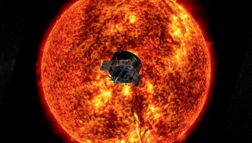 ერთი წრე მზის გარშემო - ნასას მზის ზონდმა ჩვენი ვარსკვლავის გარშემო პირველი ორბიტა დაასრულა