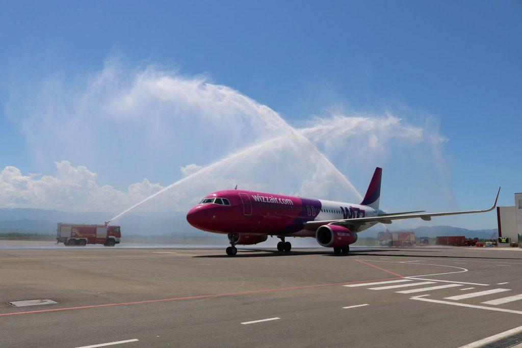 «Wizz Air» подал заявку на разрешение на полеты по 20 направлениям
