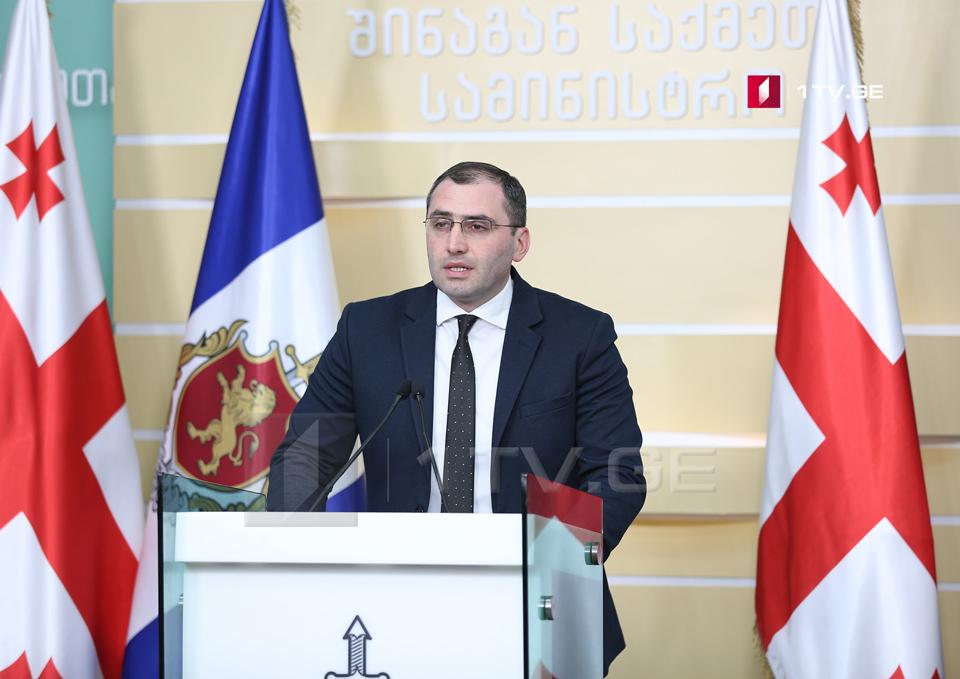 Владимир Борцвадзе - После установления непосредственной причины смерти Георгия Шакарашвили, возможно, изменится квалификация дела и отягчено обвинение