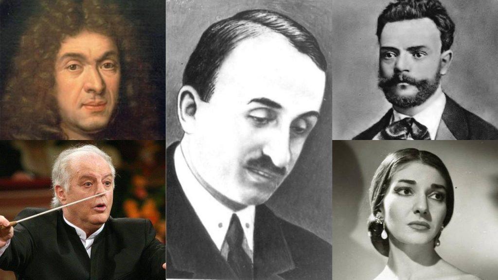 კლასიკა ყველასთვის - მსოფლიო კლასიკური მუსიკის სიახლეები / დოლიძის, შუმანის, ლიულის და სხვათა ნაწარმოებები