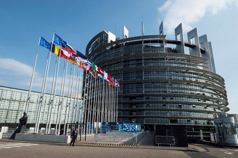 EU parliament recognizes Guaido as Venezuelan interim president