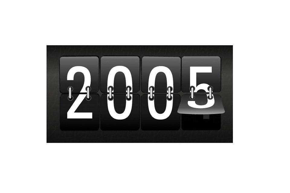 ისტორიის პოპ გაკვეთილები - ახალი-ძველი როკ-ნ-როლი / 2005 წელი / ანტი გლობალიზმის ტრიუმფი