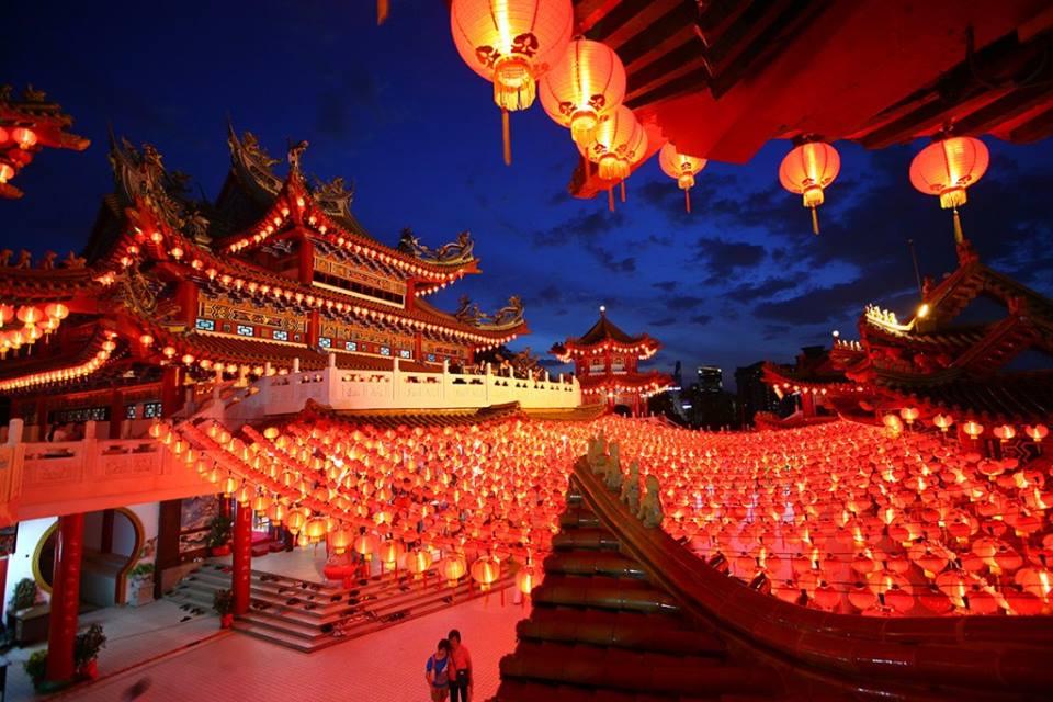 პიკის საათი - ჩინური ახალი წელი