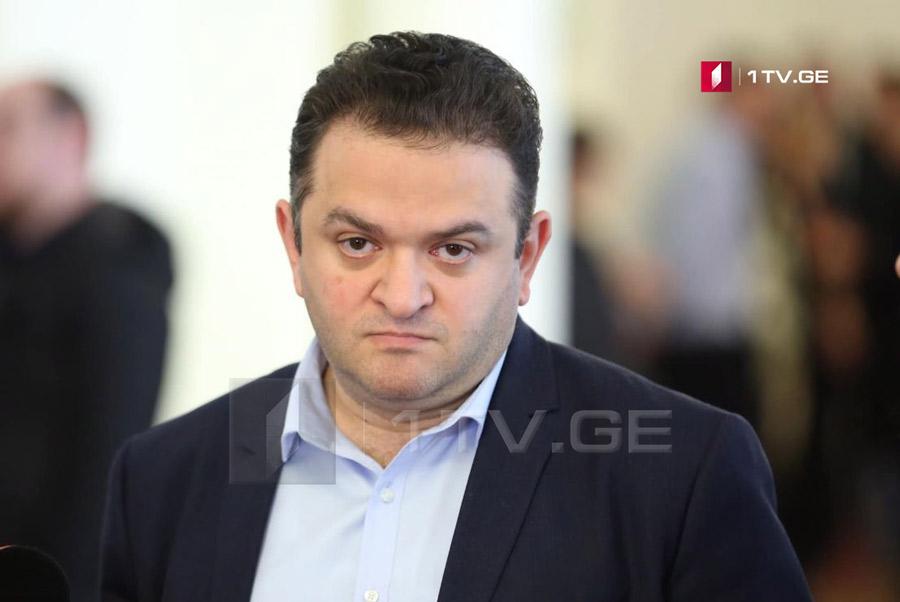 Гедеван Попхадзе планирует покинуть парламентское большинство