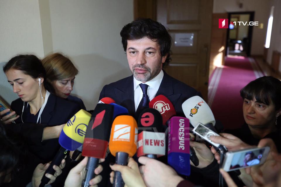 Каха Каладзе не видит необходимости в создании следственной комиссии по делу «TBC Bank»