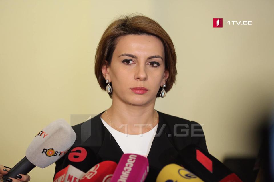 Тамар Чугошвили считает, что Мако Гомури должен быть присвоен статус пострадавшей