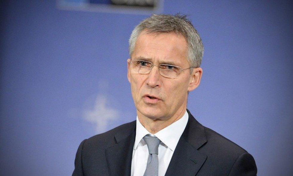 Yens Stoltenberq - NATO Gürcüstana NATO-ya üzvlük yolunda dəstəyini davam etdirir