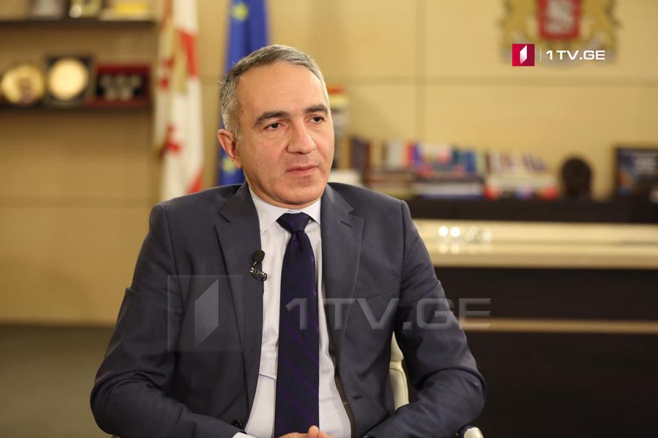 Михаила Батиашвили сегодня заслушают в парламенте