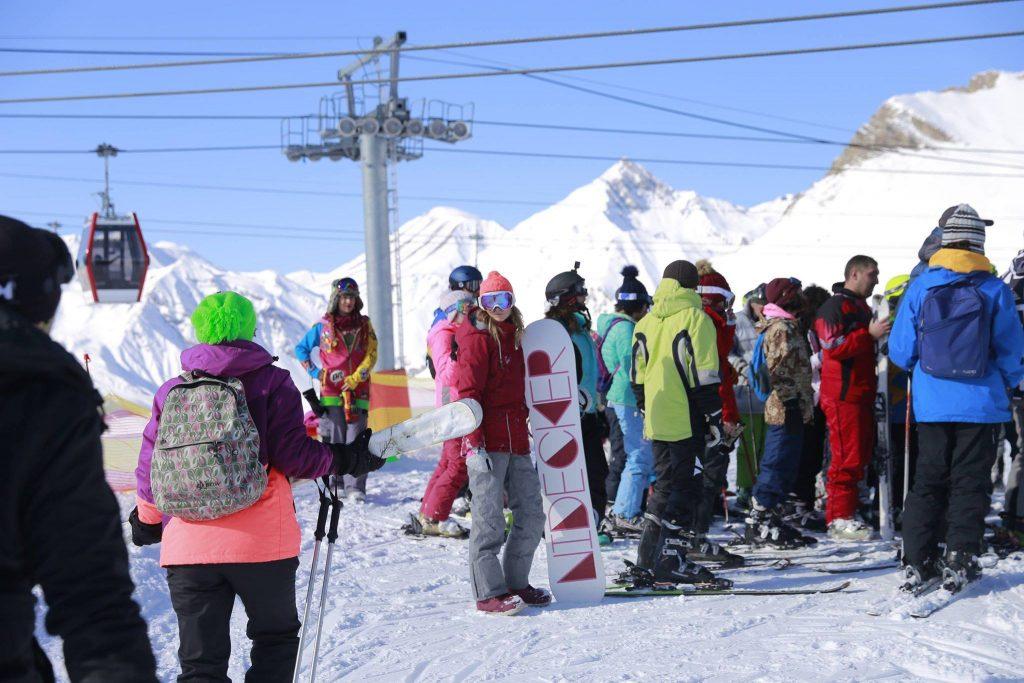 В январе количество туристических визитов увеличилось на 5,9 процента