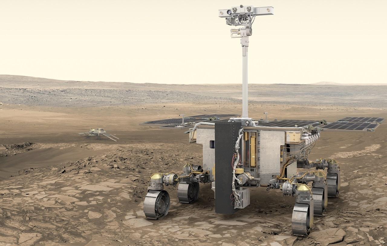 ევროპის კოსმოსური სააგენტოს მარსმავალს როზალინდ ფრანკლინის სახელი დაერქმევა