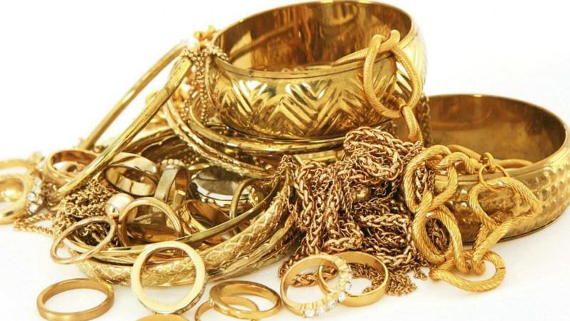 """""""სარფსა"""" და """"კარწახში"""" არადეკლარირებული ოქროს ნაკეთობები აღმოაჩინეს"""