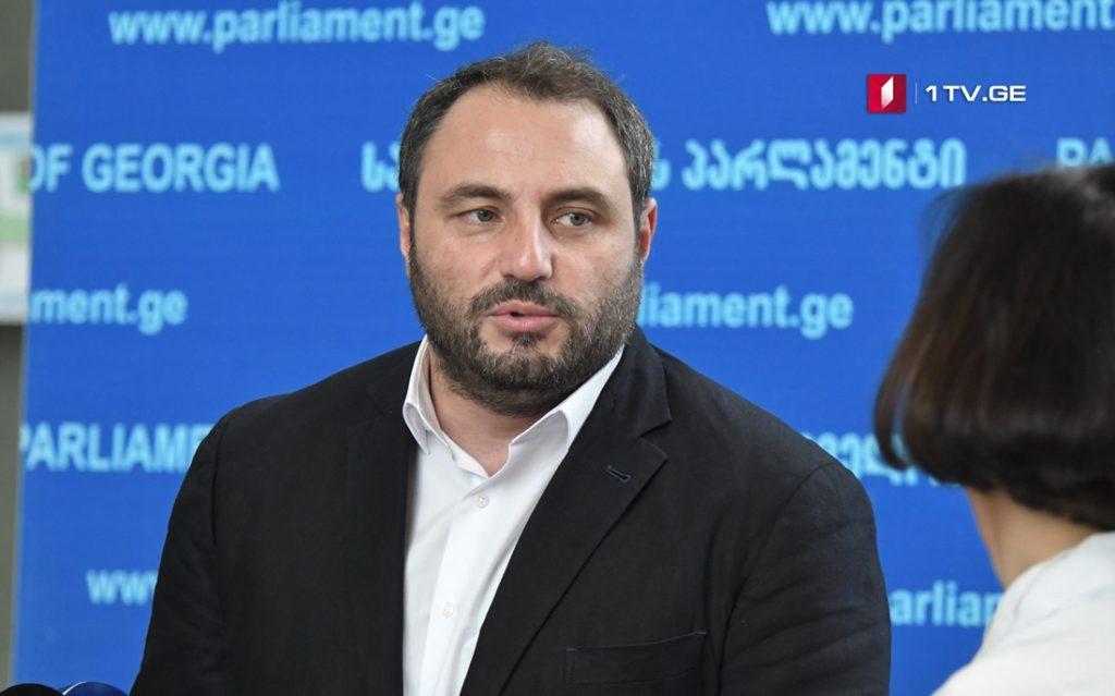 Бека Нацвлишвили - Выступление Михаила Саакашвили в Льеже было смешным
