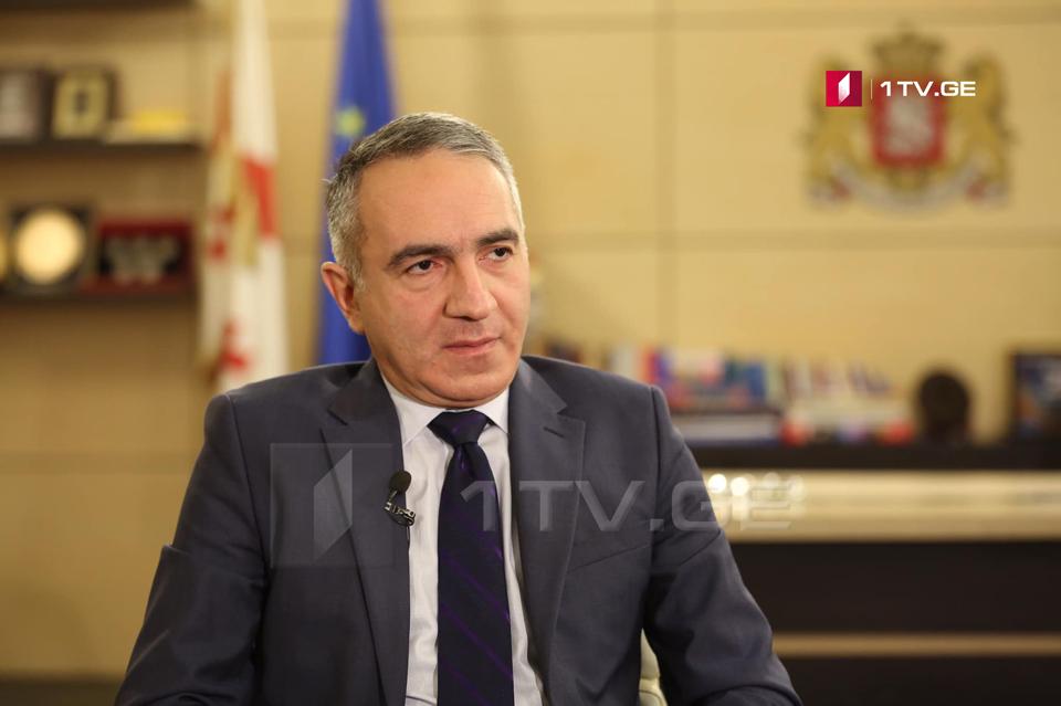 Михаил Батиашвили – Приветствую решение прокуратуры, как для семьи, так и всей системы важно, чтобы ответы на вопросы были даны как можно скорее