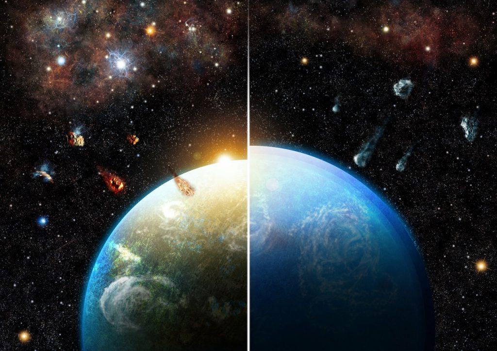 რატომ აქვს დედამიწას მყარი ზედაპირი და სიცოცხლისათვის ხელსაყრელი კლიმატი - ახალი კვლევა