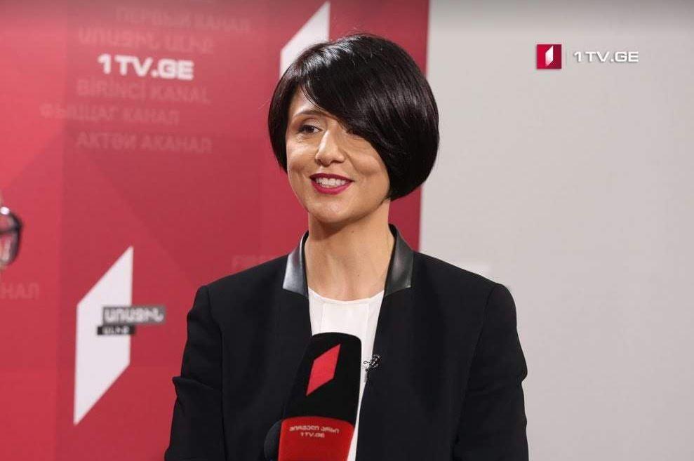 Tinatin Berdzenishvili: Training at Regional Journalism Academy will be conducted for journalists from Georgia, Azerbaijan and Armenia
