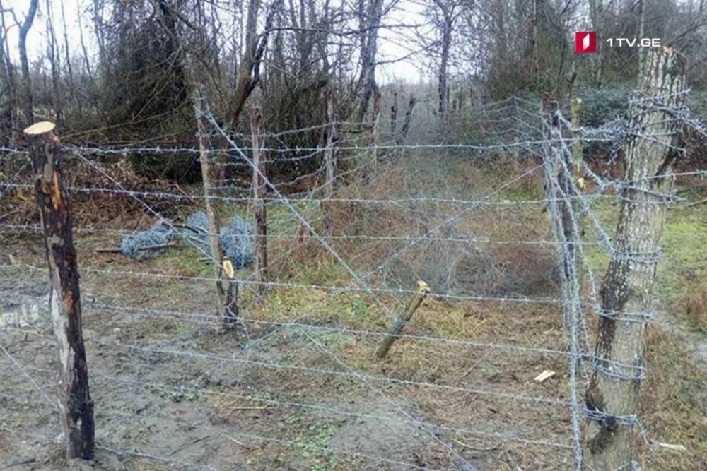 Բռնազավթված գծի հարակից տարածքից, Գանմուխուրի գյուղի մոտակայքից առևանգել են երկու մարդու