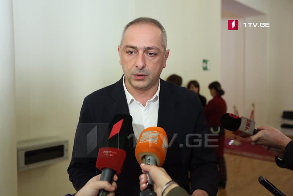 Irakli Sesiashvili – Russia has to reconcile with fact that Georgia will become a NATO member