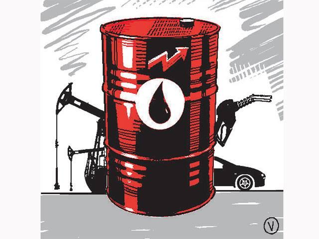 ნავთობი 0.8 პროცენტით გაძვირდა