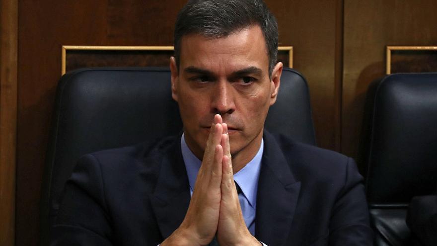 ესპანეთის პარლამენტმა მთავრობის საბიუჯეტო კანონპროექტს მხარი არ დაუჭირა