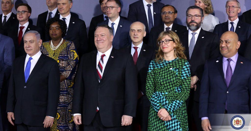 МИД Грузии – В ходе разговора с Давидом Залкалиани Майк Помпео высоко оценил прогресс, достигнутый в стратегическом партнерстве США-Грузии