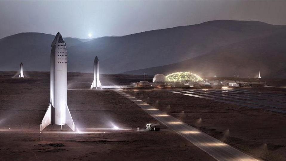ილონ მასკი - მარსზე გასაფრენი ბილეთი 500 000 დოლარზე ნაკლები ეღირება
