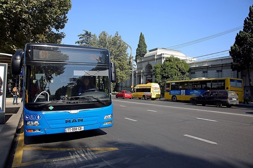 ღია სტუდია - საზოგადოებრივი ტრანსპორტი დედაქალაქში - უსაფრთხოება და სიახლეები