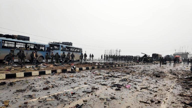ინდოეთში, ქაშმირის რეგიონში ტერაქტს 40-ზე მეტი ადამიანი ემსხვერპლა