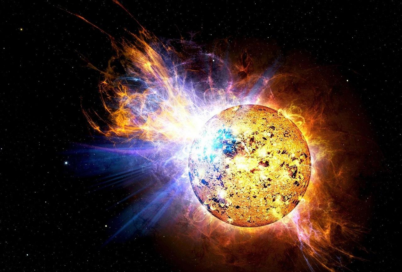 დაფიქსირებულია მზის ამოფრქვევებზე 10-მილიარდჯერ ძლიერი ვარსკვლავური ამოფრქვევა