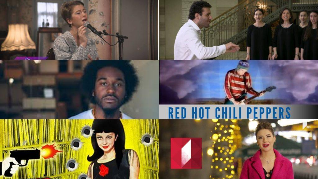 რადიო აკუსტიკა - ინტერვიუ ნათია თოდუასთან / ანო თაკალანძე საყვარელი სიმღერების შესახებ
