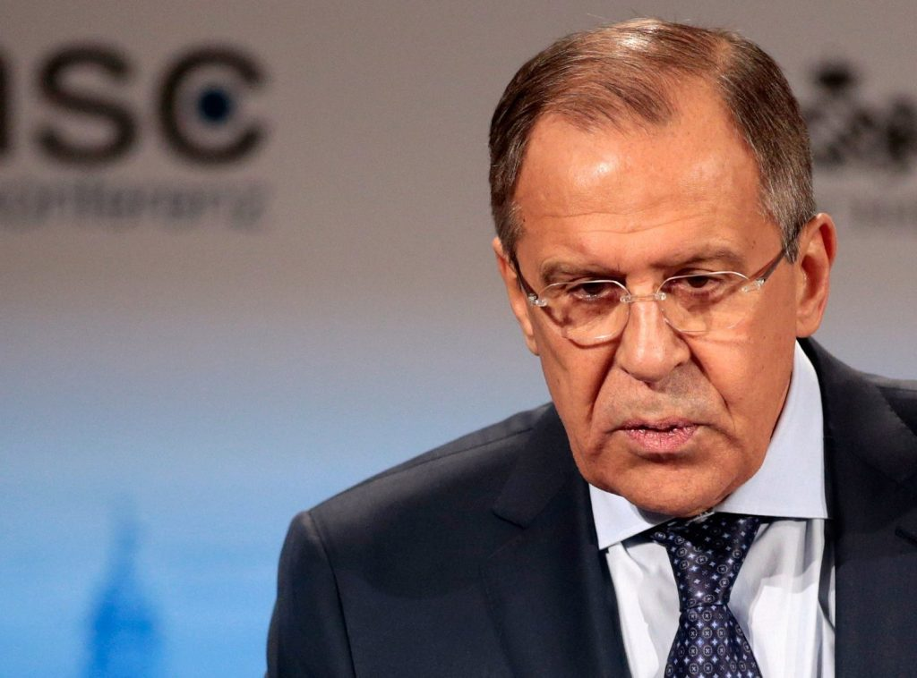 სერგეი ლავროვი - ევროკავშირმა თავს უფლება მისცა, რუსეთთან უაზრო კონფრონტაცია დაეწყო