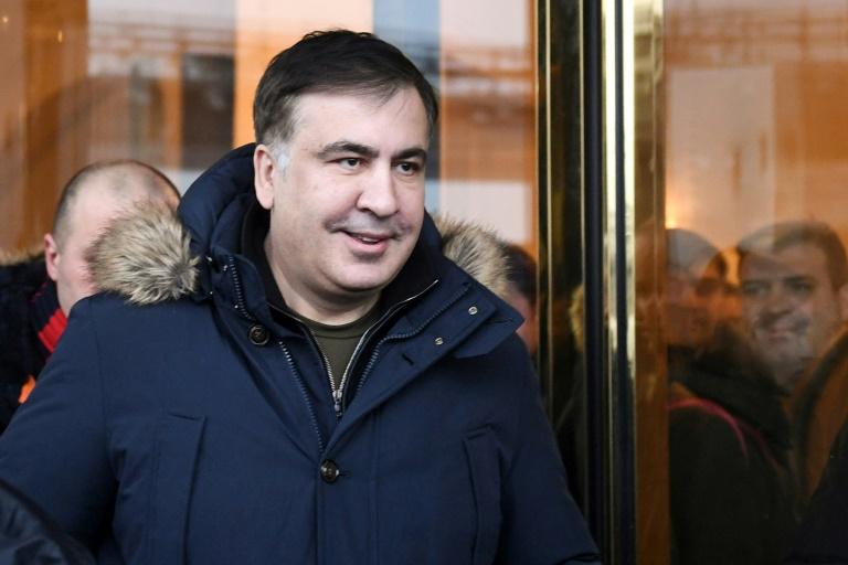 Михаил Саакашвили - Во мне нет ни капли негрузинской крови, а сейчас пусть тест пройдут те, кто постоянно причисляли меня к другому этносу