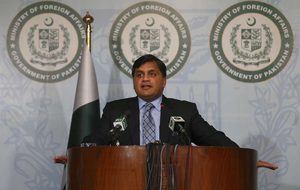პაკისტანმა კონსულტაციებისთვის ინდოეთიდან ელჩი გაიწვია
