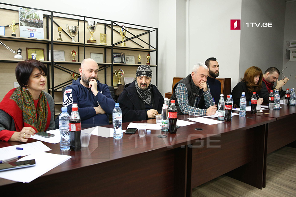 Songs selected by Jury will be performed by Georgian Idol finalists