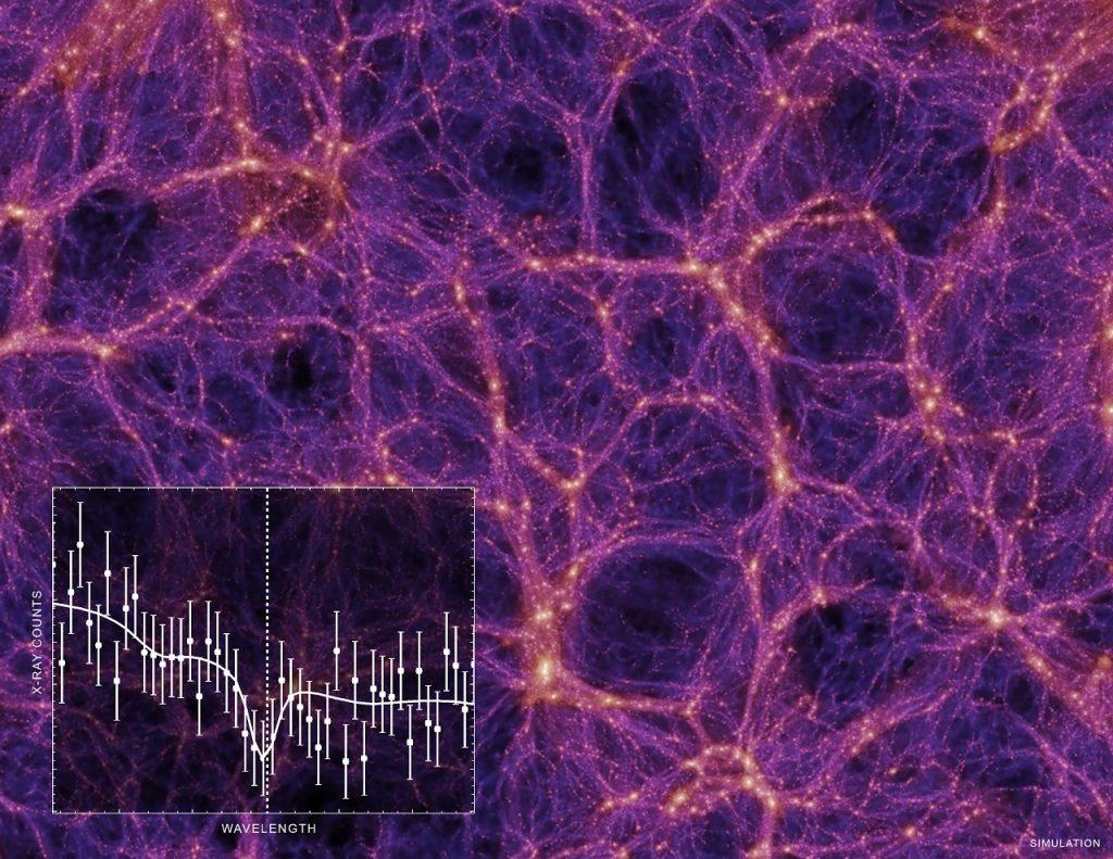 სად იმალება სამყაროს ნაკლული მატერია - ასტრონომები დიდი კოსმოსური საიდუმლოს ამოხსნის ზღვარზე