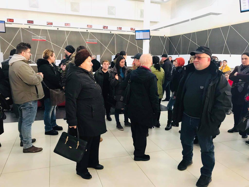 """""""სვეტის"""" მენაშენეებმა საქალაქო სასამართლოში განცხადება შეიტანეს"""