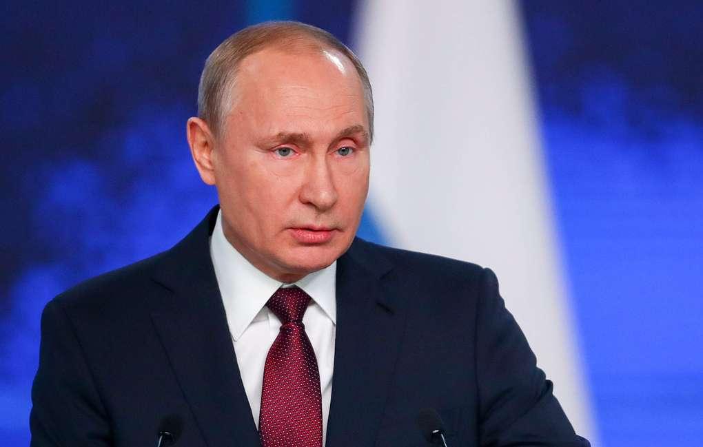 ვლადიმერ პუტინი აცხადებს, რომ რუსეთი მზად არის, რაკეტები აშშ-საც დაუმიზნოს