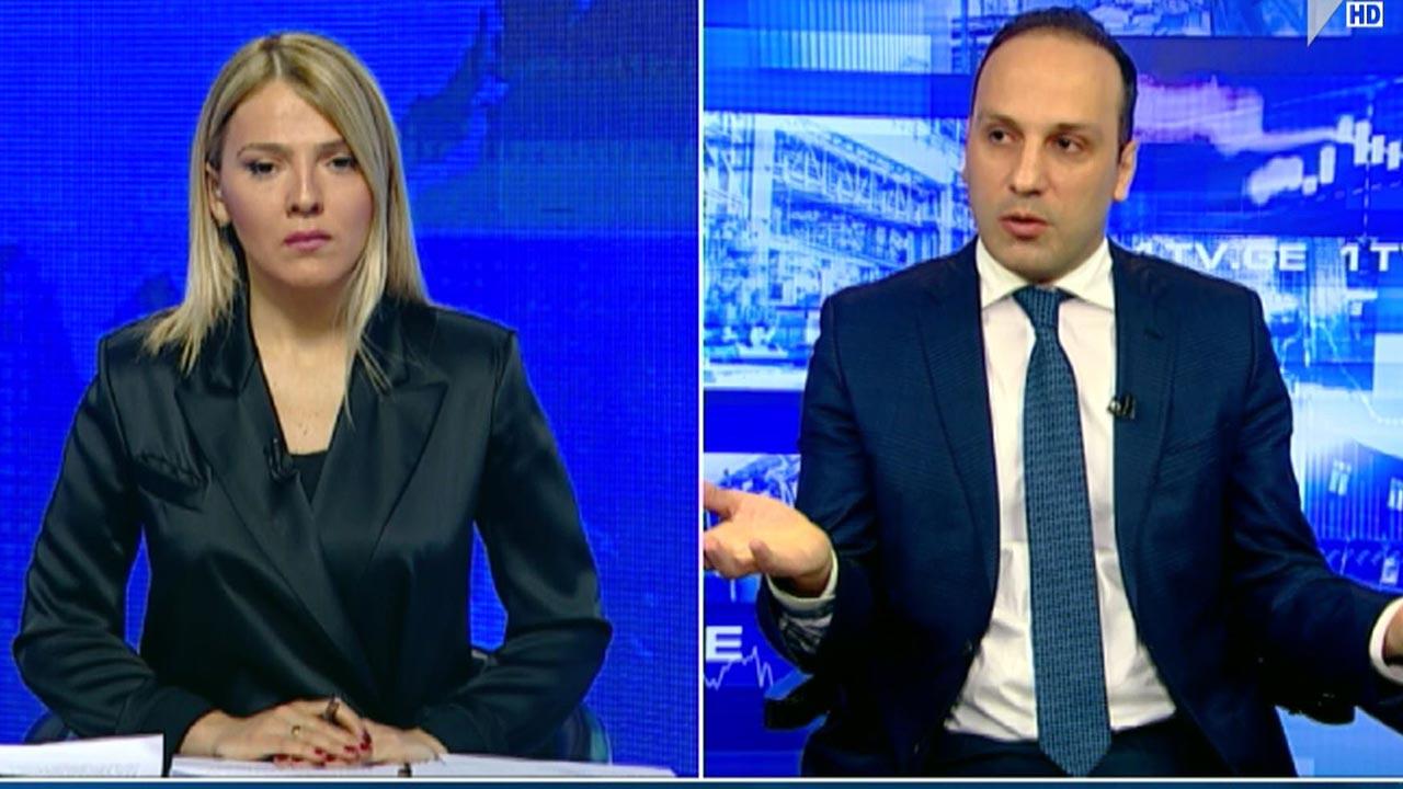 """#დღისთემა """"ქართული ოცნების"""" პოლიტიკური საბჭოს გადაწყვეტილება - """"მოამბის"""" შეკითხვებს ლევან გოგიჩაიშვილმა უპასუხა"""