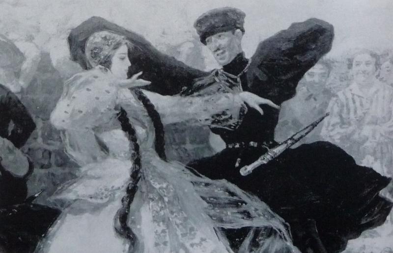 პიკის საათი - ქართული ცეკვის აღიარება საფრანგეთში